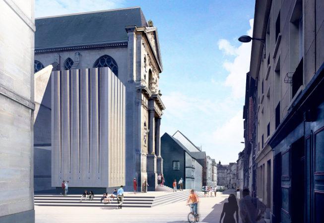Rouen Chapelle Corneille ext
