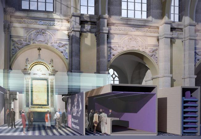Rouen Chapelle Corneille accueil