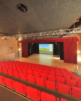 Blois Jorge Semprun salle