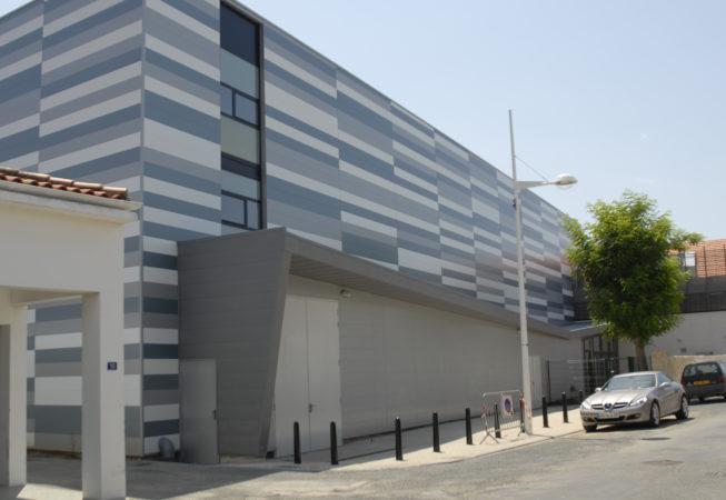 St Pierre d'Oléron façade AR1