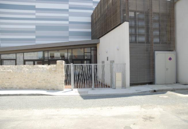 St Pierre d'Oléron façade AR2