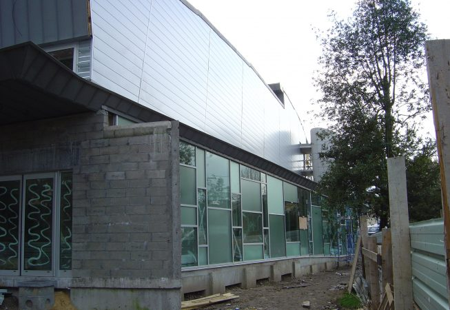 Louviers SNEL façade