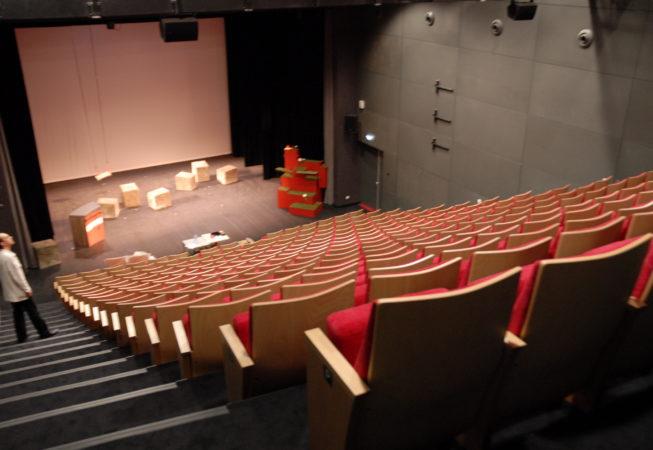 Séné salle de spectacles