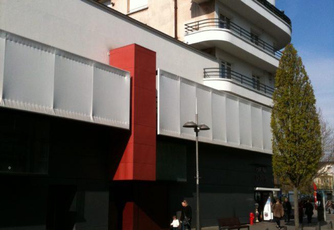 Thionville cinémas ext