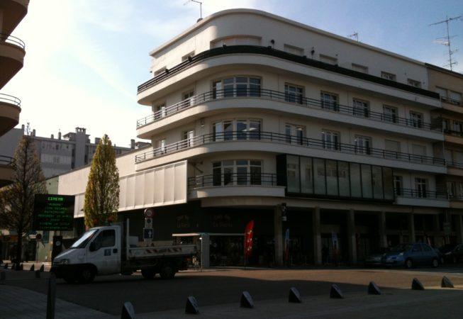 Thionville cinémas ext 2