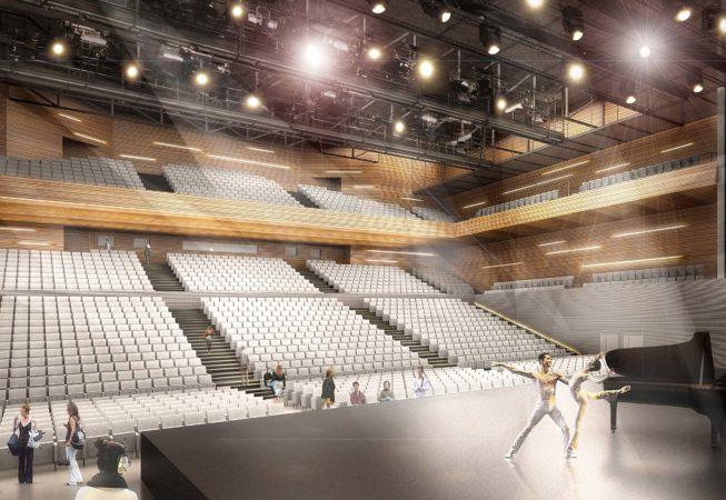 Le Havre CC Salle plénière