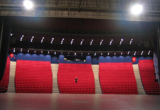Mac Créteil grande salle