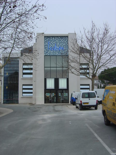 Marennes Façade