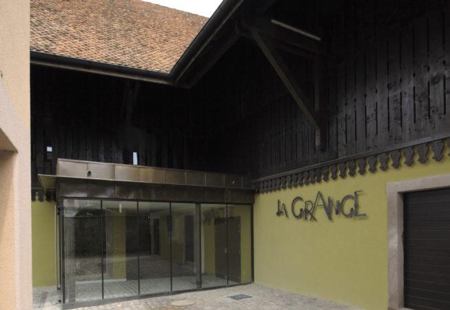 Riedisheim La Grange Façade
