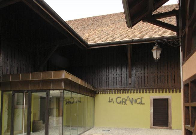 Riedisheim La Grange Façade2