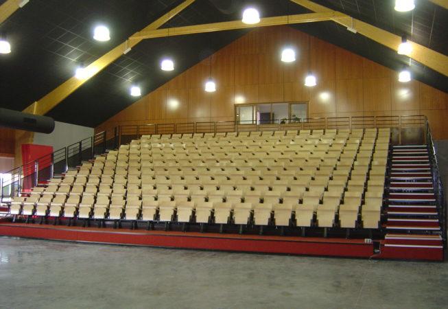 Lessay espace culturel Salle
